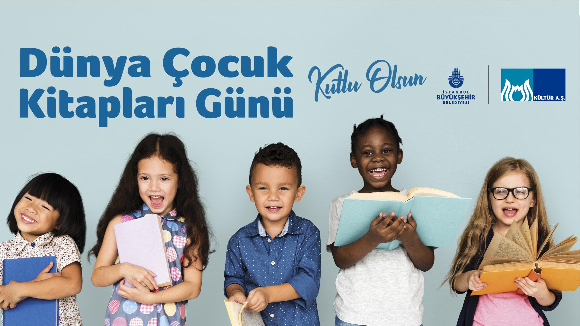 Dünya Çocuk Kitapları Günü'ne özel keyifli öneriler