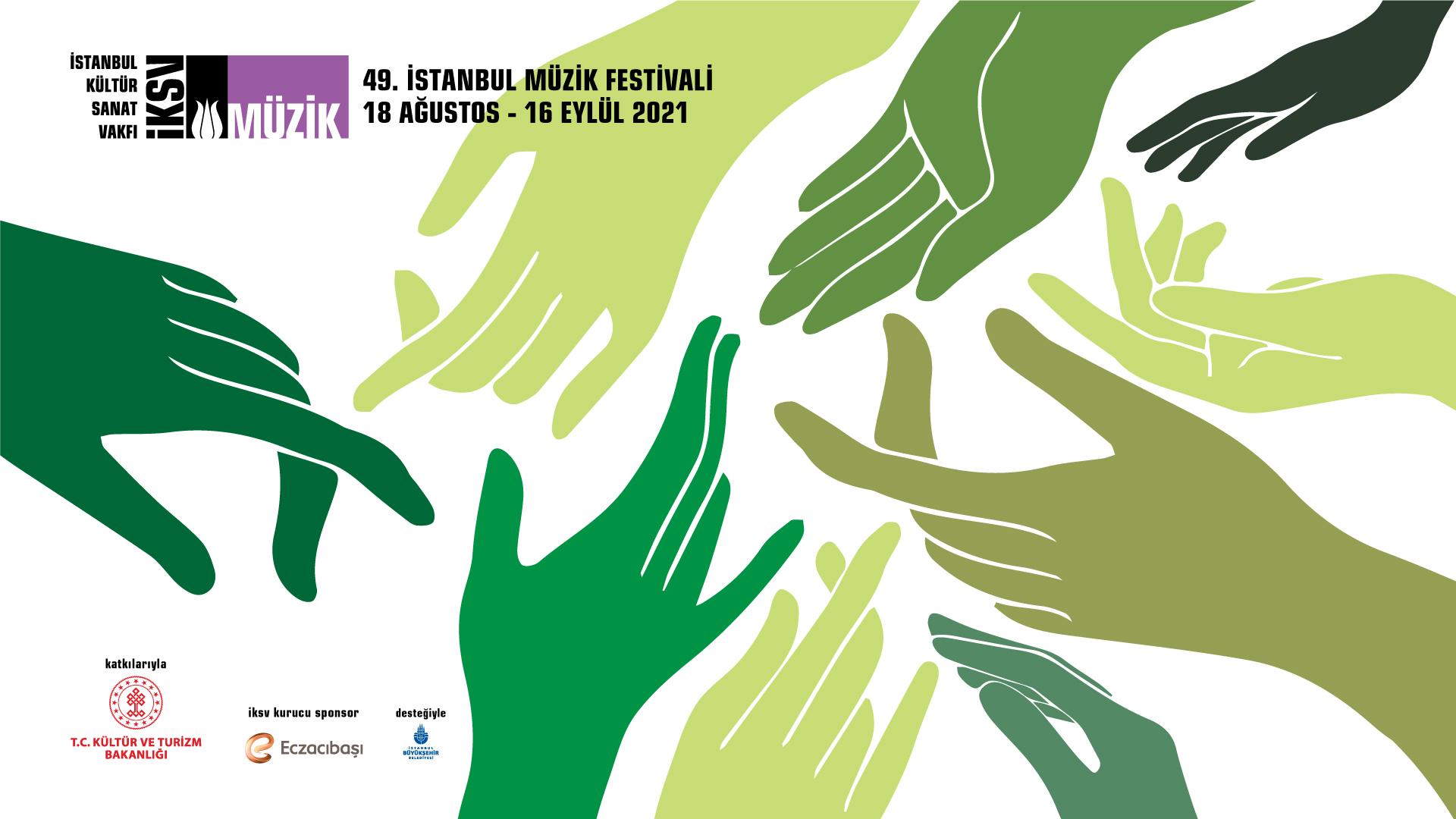49. İstanbul Müzik Festivali, açık hava mekanlarında dinleyicilerle buluşmaya hazırlanıyor!