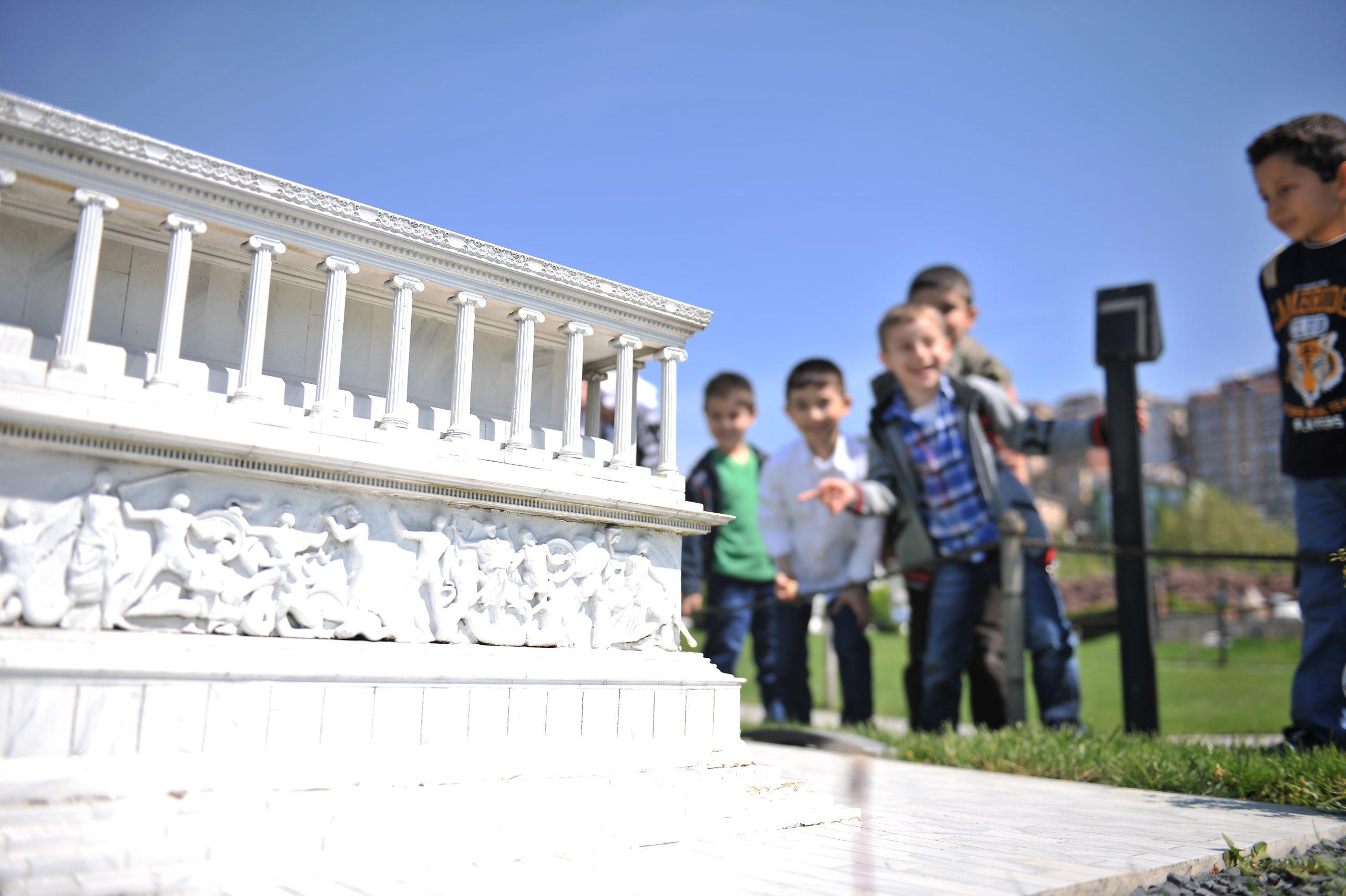 Miniatürk'te çocuk etkinlikleri başlıyor!