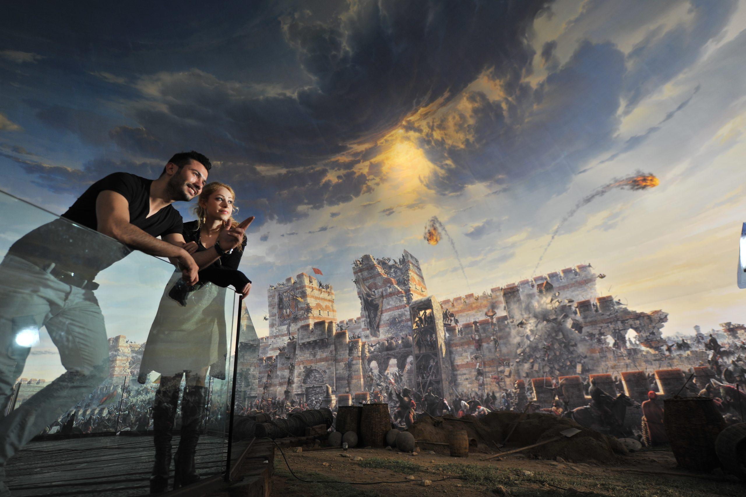 Panorama 1453 Tarih Müzesi'nde çocuk atölyeleri ve söyleşiler başlıyor!